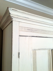 Armoire After Corner Detail