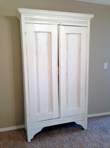 Armoire After Doors Closed