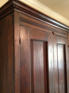 Armoire Before Corner Detail