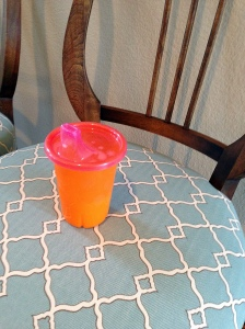 Chair with Sippy - Copy