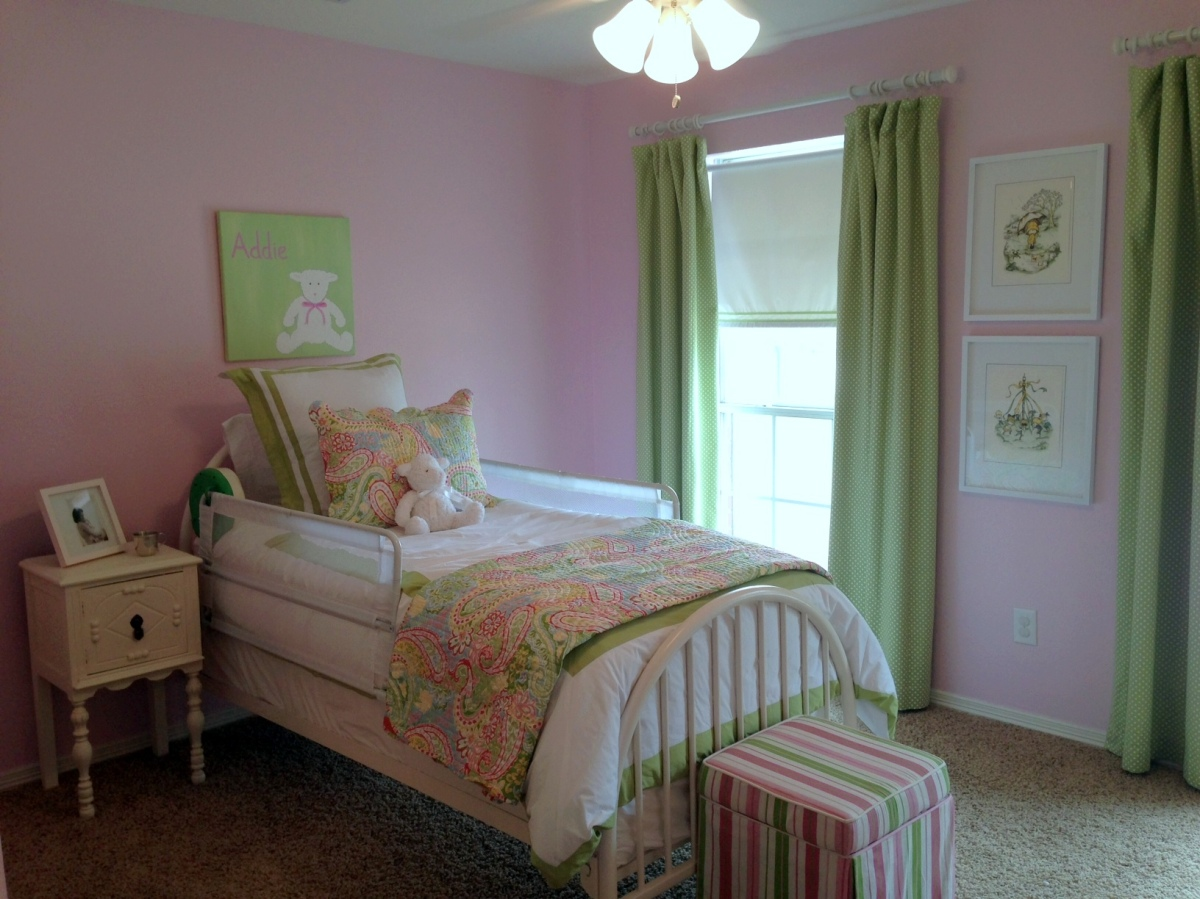 The big reveal of a big girl room a nester 39 s nest for 5 year girl bedroom ideas