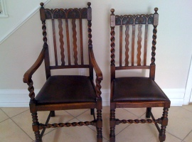 Dining Chairs Before 1