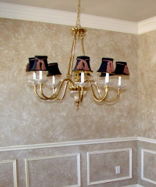 Dining Chandelier Before Cropped