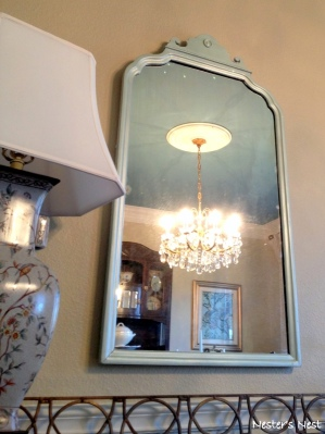 Dining Room Mirror - NN