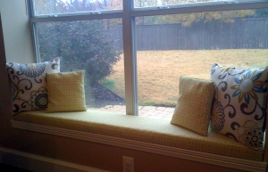 New Sew Window Seat