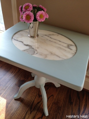 Marble Table 1