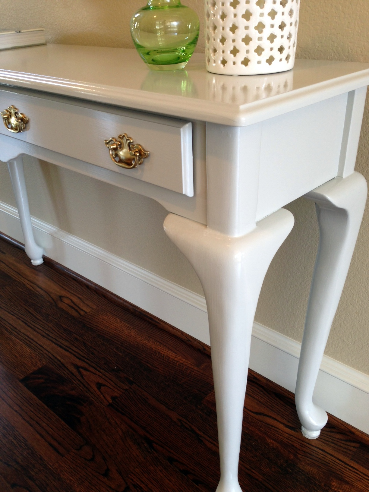 Restored Sofa Table – For Sale