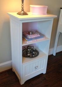 Bookshelf After Left View