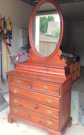 Dresser Full View