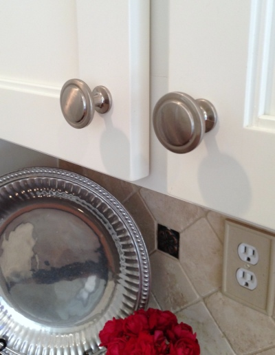 Kitchen After Cabinet Knobs