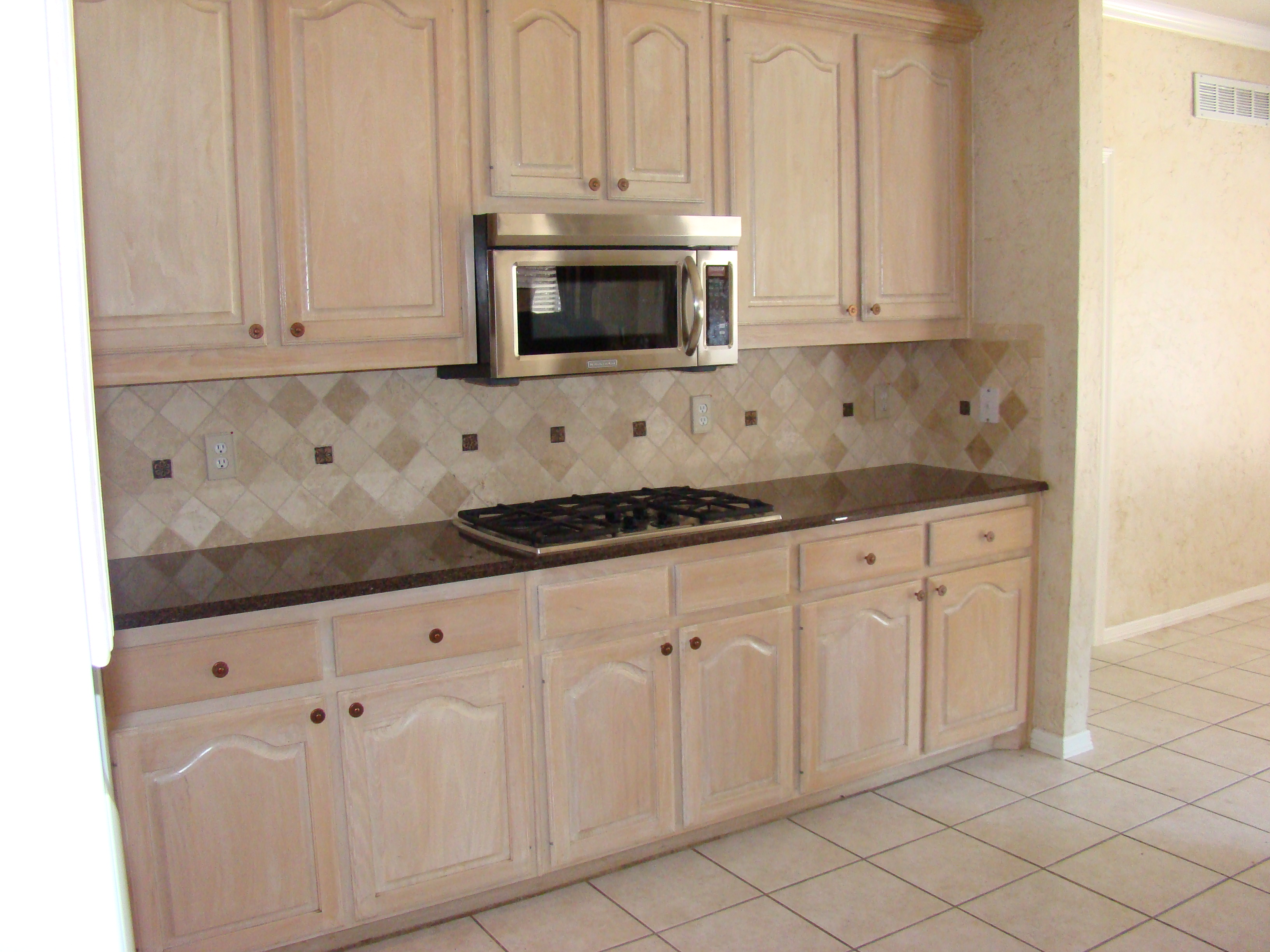 Kitchen remodel before after a nester 39 s nest for I kitchen cabinet