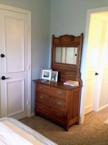 Guest Room After Antique Dresser