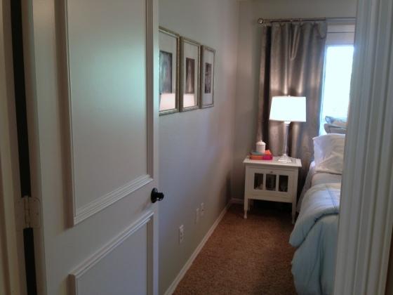 Guest Room Entrance