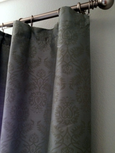 Restoration Hardware Drapes