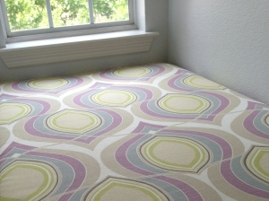 Dormer Window Seat Cushion