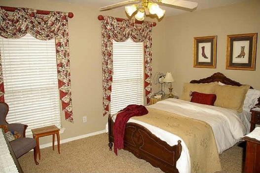 Clara's Room Before