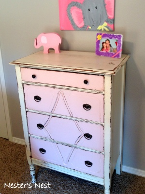 Colorado Pink Chest of Drawers