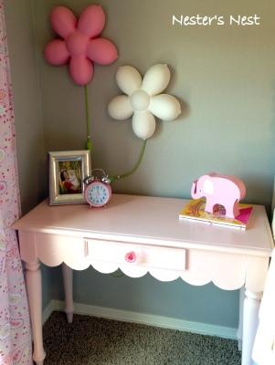 Pink Desk Nesters Nest
