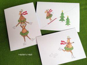 Reindeer Sports Watermark