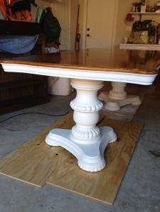 Pedestal After
