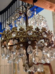 Antique Mall Chandelier