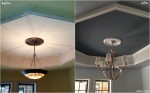 Brasher Dining Chandelier Collage