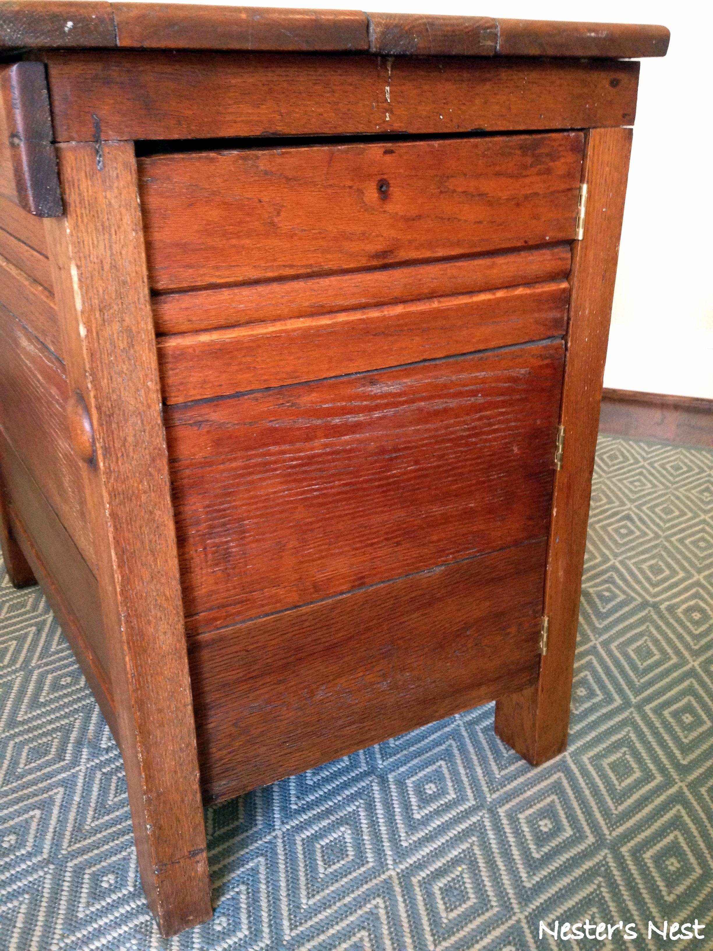 Secret partment Antique Furniture