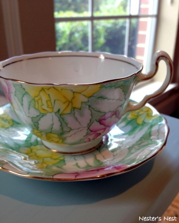 Cup and Saucer  - NN