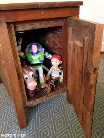 Secret Compartment Toy Story - NN