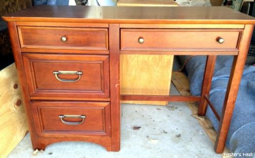 Stanley Desk Before - NN