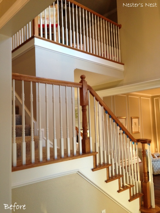 Stairs Before - NN