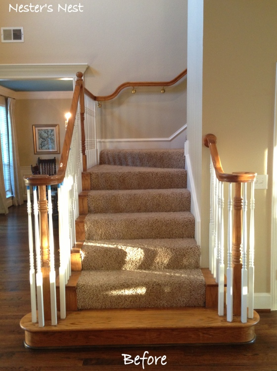 Stairs before 1 - NN