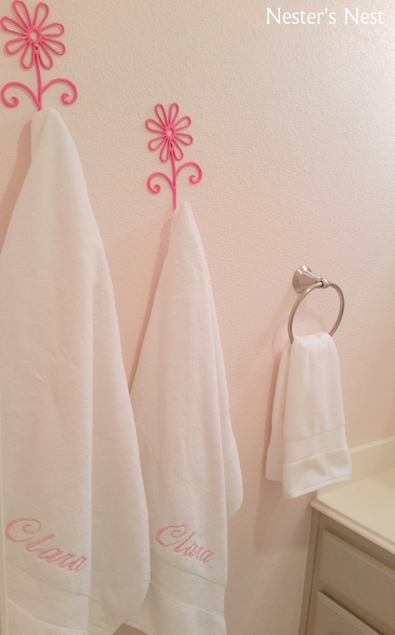 Clara's bath