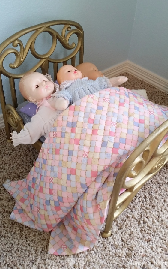 Grandma's Baby Bed - NN